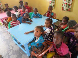 Kaedi - quelques enfants de la garderie