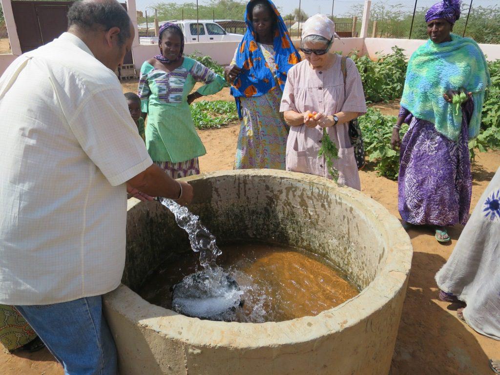 Kaedi - l'eau source de vie