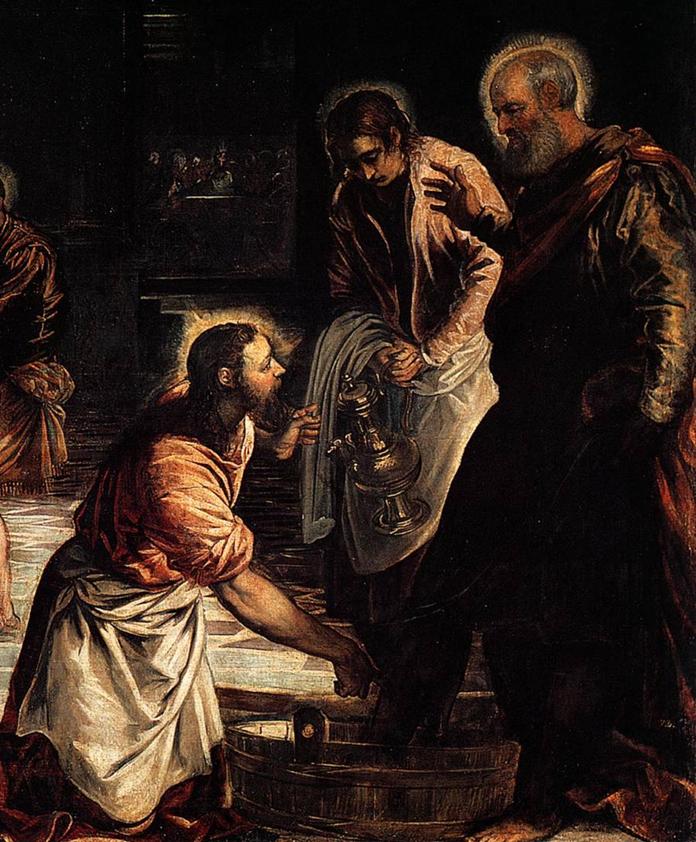 le-christ-lavant-les-pieds-de-ses-disciples-le-tintoret-museo-del-prado