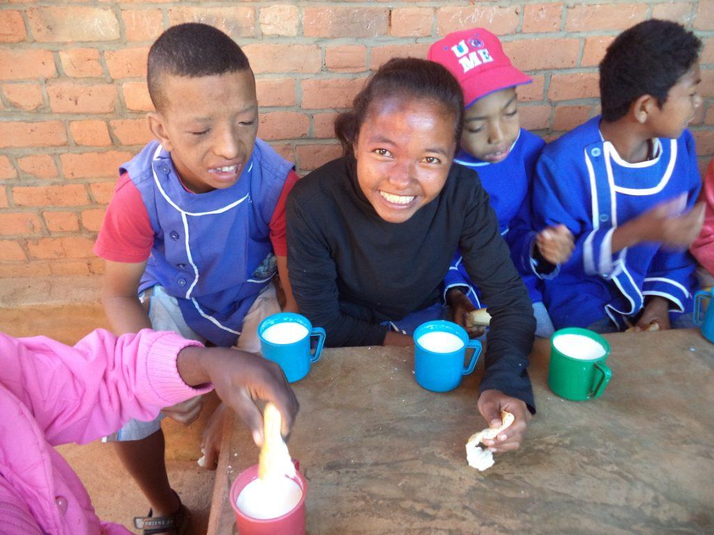 Le lait est très apprécié -Fianarantsoa