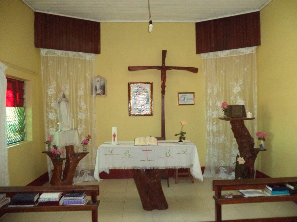 Chapelle de la Communauté - Ranomena