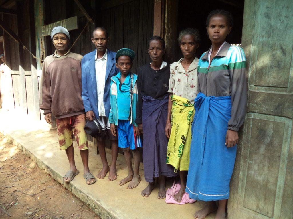 Résidents tuberculeux - Farafangana
