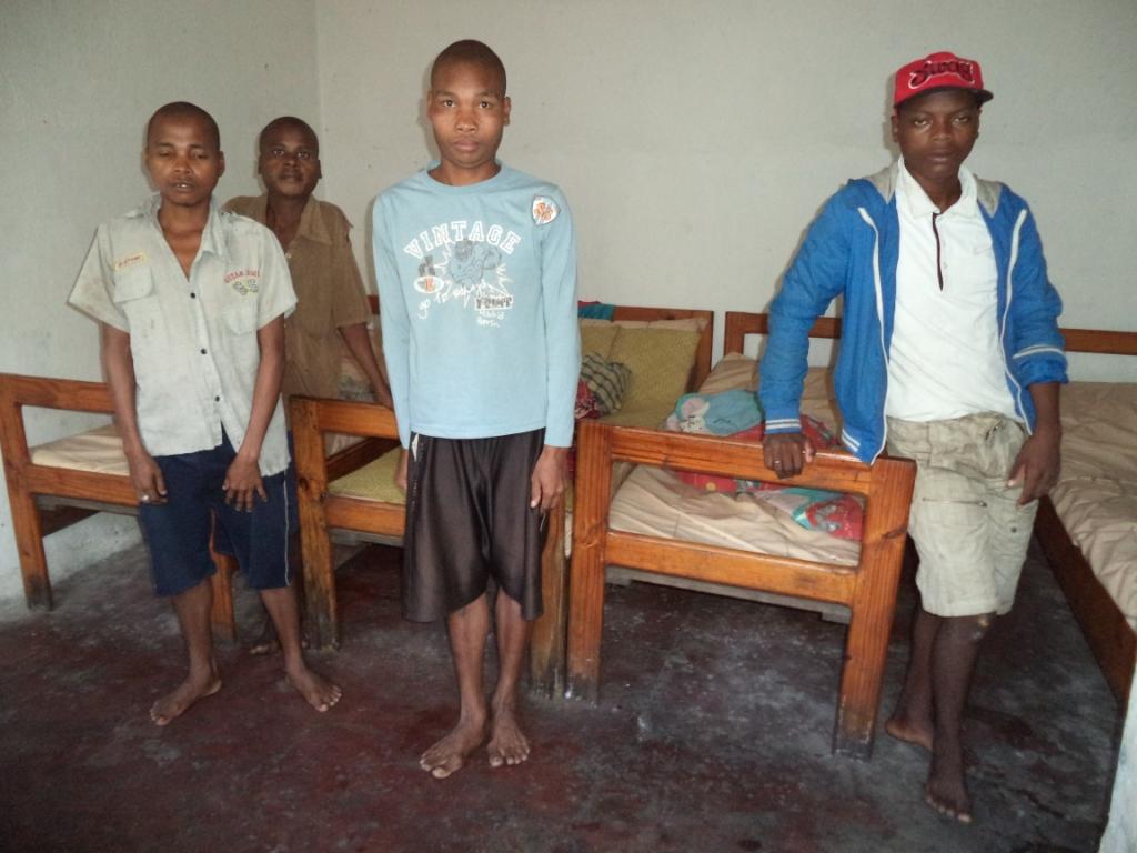 Mananjary - des prisonniers tuberculeux