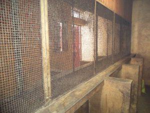 Mananjary - Le parloir de la prison