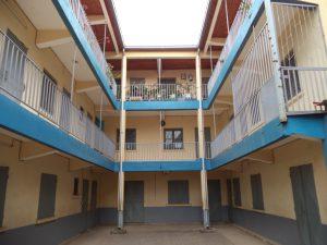 Andoharanofotsy-tana : la maison des soeurs et l'école
