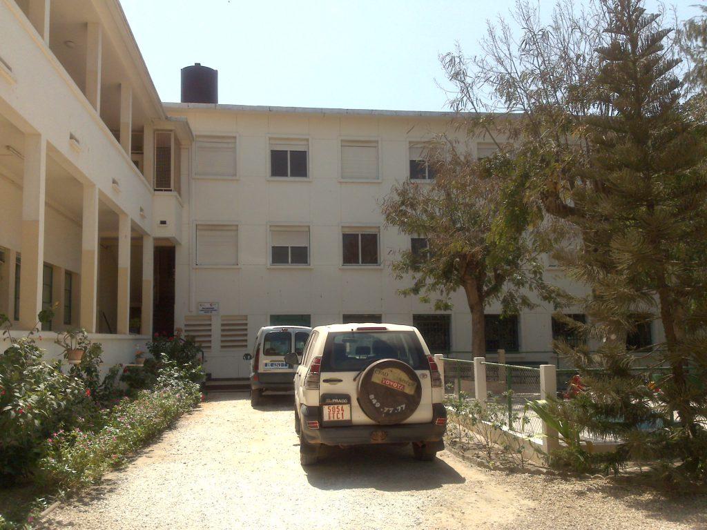 pouponniere Dakar
