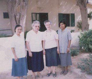 Les Soeurs de Saint Joseph de l'Apparition en Mauritanie