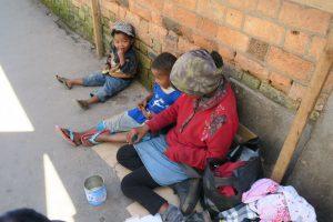 Tana, la rue le lieu de vie