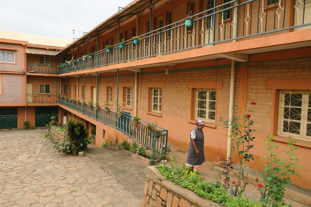 Soavimbahoaka maison d'accueil des Soeurs