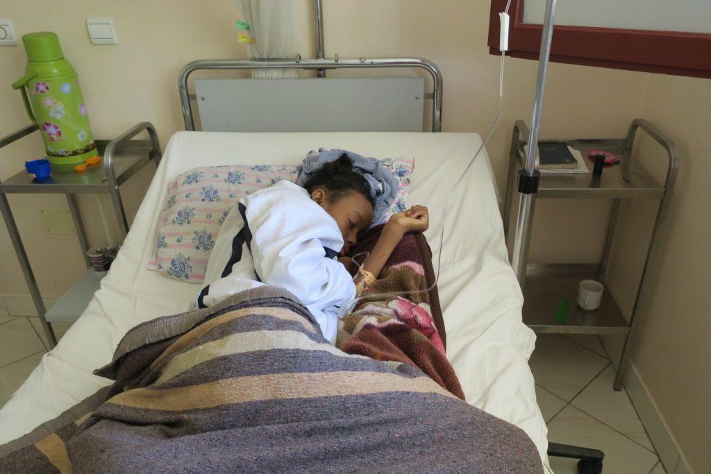 Moramanga-Francia 16 ans en fin de vie