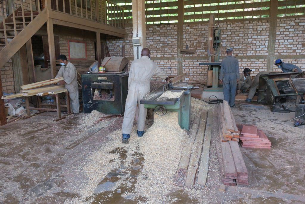 Moramanga Atelier de menuiserie