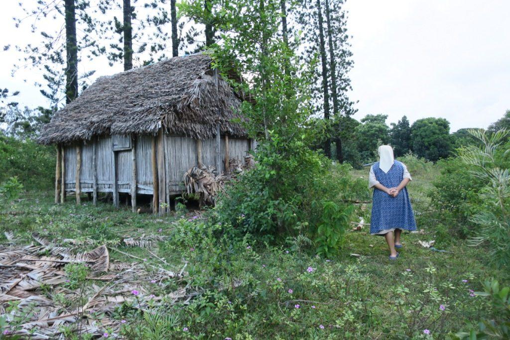 manantenina-une maison de pauvres financée par la communauté
