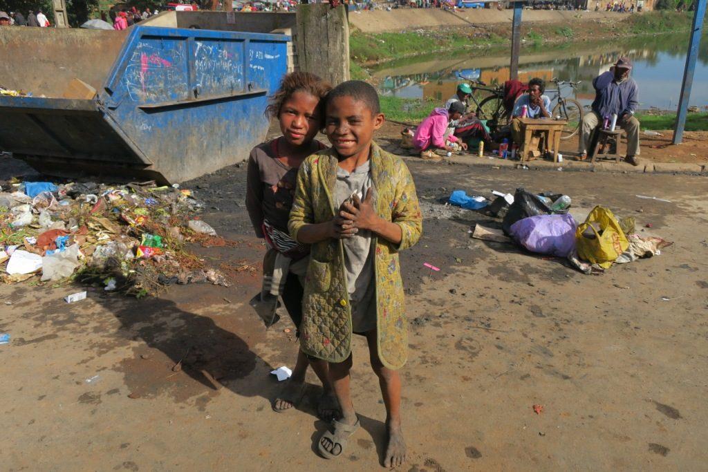 Antsirabe-des enfants de la rue
