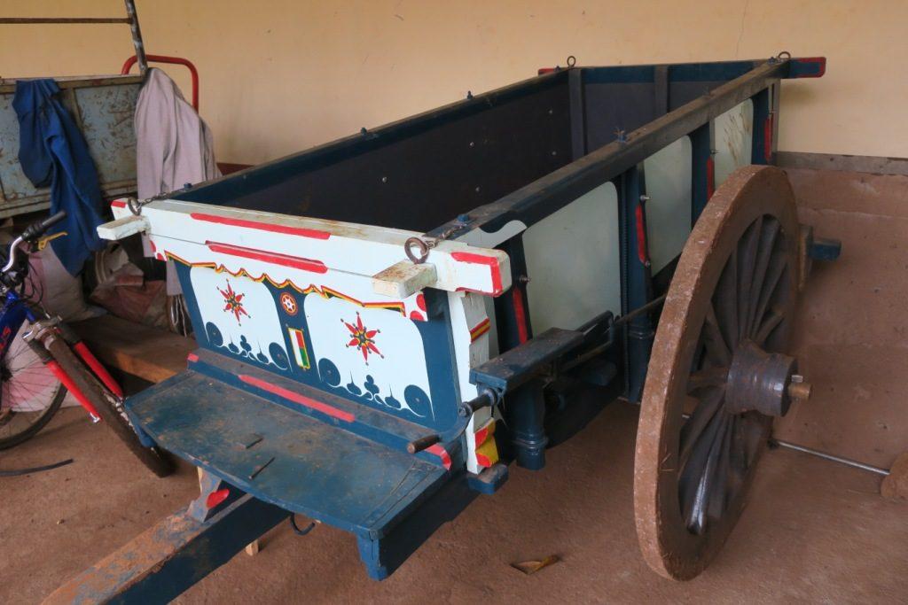 Andraikiba-la charrette offerte par le RES